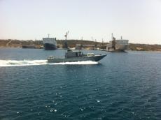 ex coastguard patrol