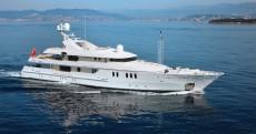 Amels 50M Superyacht TJ Esperanza