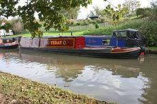 Tebay - Historic Narrowboat Tug 52ft