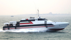 32 knts 188 Passengers(titanium exhaust)