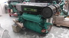 D12-450 RECONDITIONED VOLVO PENTA ENGINE