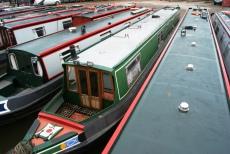 57FT semi trad steel narrowboat