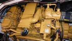 Caterpillar 3208 (375hp) V8 Turbo Diesel
