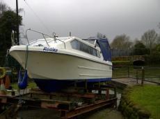 Atlanta 24 River Boat