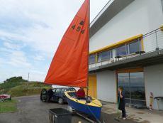 GP14  494  Original sails,mast,boom