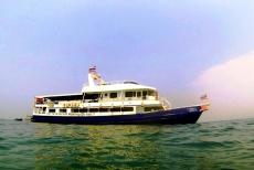 90ft Wooden Teak Charter Boat