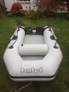 Bombard AX3 inflatable dinghy