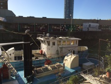 46ft x 14ft Trawler with canoe stern-Ideal to convert to a liveaboard