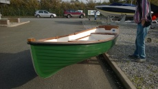 River Teign Rowing boat