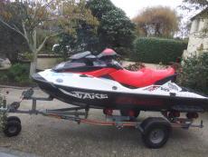 2010 SeaDoo Wake Pro 215