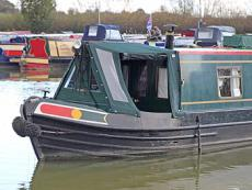 LADY GODIVA: 59ft 11in Ashby Boats & owners/ Measham Boats trad.
