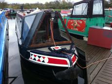Now arrived Exelbee 58ft Trad built by Reeves 2001 £39,995