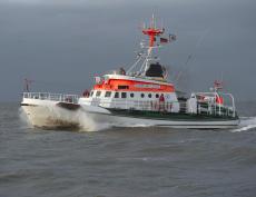 German Rescue Vessel Vormann Leiss