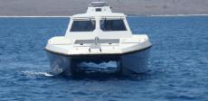 multi hull riverine inshore attack craft