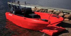 Pioner Multi - polyethylene landing boat