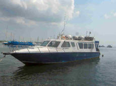 Narooma1350 SPEED-FERRY for up to 24 pax