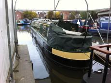Now Under Offer Lara 54ft Crusier Stern Narrowboat £46,995