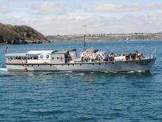 Heritage Fairmile Passenger Vessel
