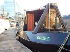 40ft Trad Narrowboat-London Moorings