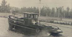 Well maintained tug, with the original engine (1939)