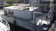 £12,000 floating accommodation/store vessel