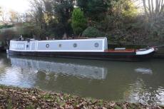 50ft Tug Roger Lorenz/ Warwickshires Fly Boat