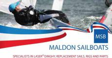 Laser Sails, Rigs and Parts