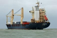 364 TEU Ship Cargo Container