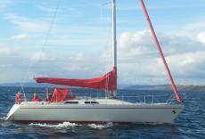 Albin Nova sailing yacht