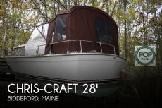 1969 Chris-Craft 27 Commander