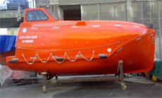 YMV Totally enclosed life boat