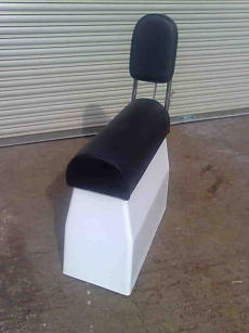 Rib Jockey Seat Single & Double seats
