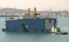 6500DWT Cassion Dock