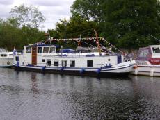 1930 Dutch Barge