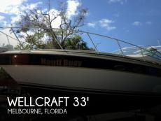 1988 Wellcraft 3400 Gran Sport