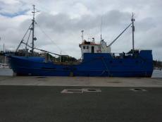 Small Cargo vessel