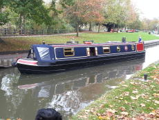 Bespoke 50 Foot Narrowboat, Exceptional