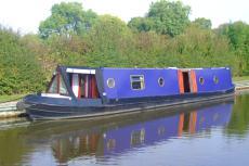 Cleopatra 45ft Trad Style Narrowboat