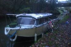 dawncraft river cruiser