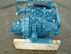18hp 3cyl Perkins inboard diesel Engine