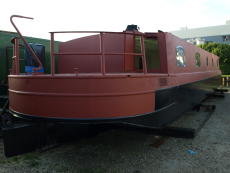 For Sale, New 57ft x 12ft 6in Widebeam