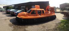 BBV500 Hovercraft Project
