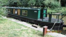 Narrow Boat  1/2 person Live Aboard