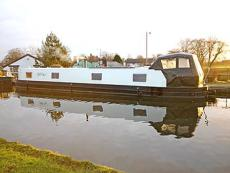 THAT ONE: 58ft 3in x 10ft 0in Brayzel Narrowboats/JD Narrowboats Ltd w