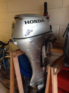 Honda marine engines for sale used honda marine engines for Used honda outboard motors for sale