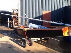 GP14  sail no 11808