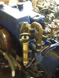 1.5 BMC Diesel engine with verible prop