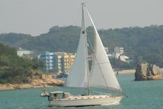 Island Packet 420 in Hong Kong