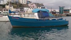 Passenger Vessel 12 Pax Turbo Diesel