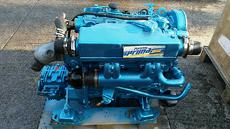Perkins Prima M60 59hp Marine Diesel Engine Package